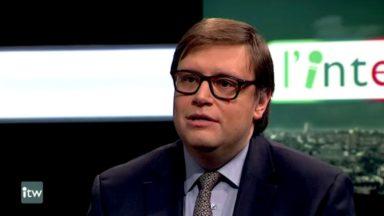 """Gaëtan Van Goidsenhoven : """"Je ne souhaite pas que ce grand projet soit un grand échec, mais il manque de transparence"""""""
