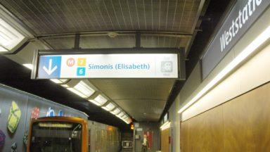 Accident de personne à la gare de l'Ouest : il s'agirait d'un suicide