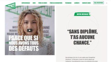 Impact ! : la campagne qui redonne confiance aux jeunes