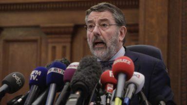 Luc Hennart ne sera plus président du tribunal de première instance de Bruxelles