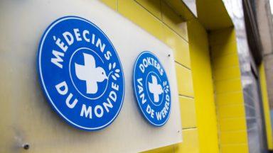 Médecins du Monde a accueilli près de 44.000 entrées au hub humanitaire de la gare du Nord en 2018