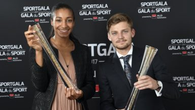 Gala du Sport : David Goffin, Nafi Thiam et l'équipe de Coupe Davis récompensés