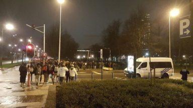 Bruxelles : une opération de police ciblant les migrants mène à 14 interpellations