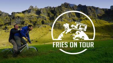 """""""Fries on Tour"""", deux frites à la conquête du monde"""