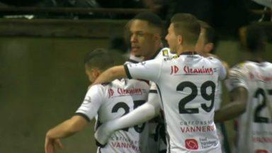D2 amateurs : le RWDM écrase le RFC Liège (4-0) et domine le classement