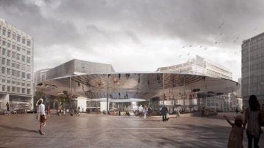 Le rond-point Schuman deviendra une agora urbaine
