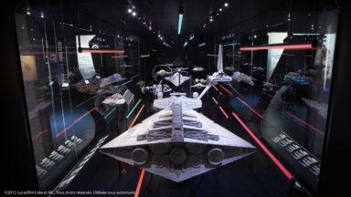 L'expo 'Star Wars Identités' débarque à Brussels Expo en avril 2018