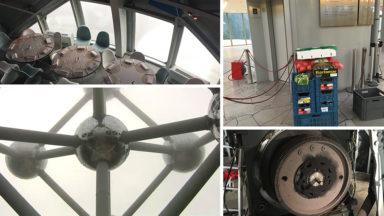 L'ascenseur de l'Atomium devrait à nouveau être opérationnel dès vendredi