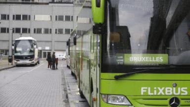 Flixbus : le bourgmestre de Schaerbeek renvoie la balle à la Région et au fédéral