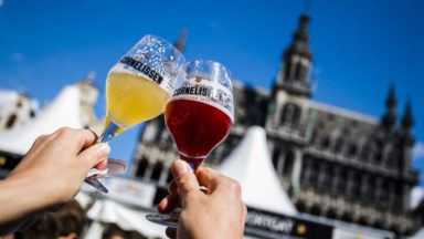 Un bar pour les bières artisanales ouvre bientôt ses portes place du Luxembourg
