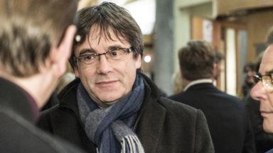 Le Parlement européen interdit une conférence avec Puigdemont pour raisons de sécurité