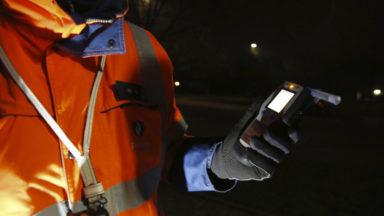 Campagne Bob: plus de 3.500 conducteurs contrôlés en région bruxelloise lors d'une action intégrée