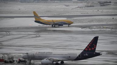 La compagnie Brussels Airlines particulièrement touchée par les retards et annulations