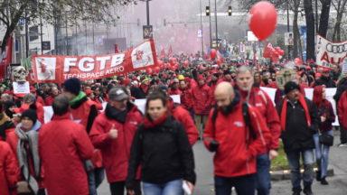 Manifestation nationale contre les pensions : ce que les syndicats revendiquent