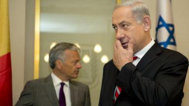 Benyamin Netanyahu à Bruxelles pour rencontrer les ministres des Affaires étrangères de l'UE