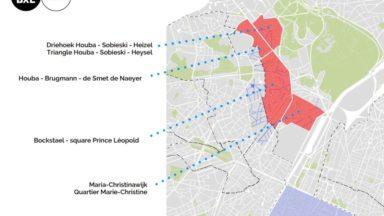 La Ville de Bruxelles étendles zones 30 dans plusieurs quartiers de Laeken