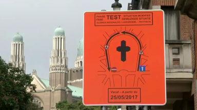 Koekelberg : le dispositif du test autour de la Basilique sera enlevé cette nuit