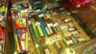 Les magasins de feux d'artifice dévalisés malgré l'interdiction de plusieurs communes