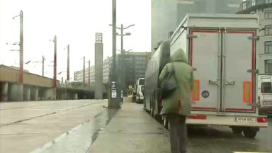Un projet de gare routière à Bruxelles-Midi pour les bus à destination du Maroc