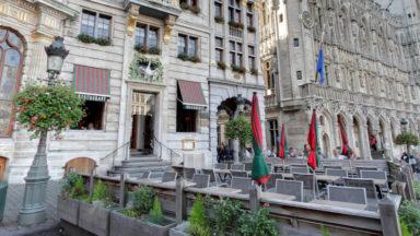 """Le restaurant la """"Maison du Cygne"""" fermé temporairement"""