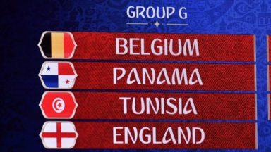 """Mondial 2018: """"Commencer par le Panama est une bonne chose"""""""