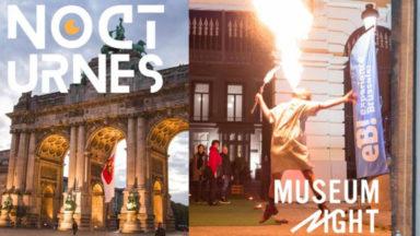 Record d'affluence pour la 17ème édition des Nocturnes des Musées bruxellois