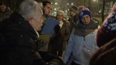 Depuis 3 mois, les citoyens belges accueillent chaque nuit les migrants du parc Maximilien