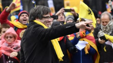 Carles Puigdemont compte prêter serment à Bruxelles le 18 février