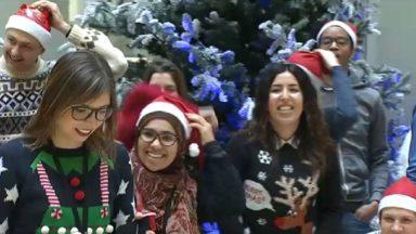 Journée du pull de Noël: une autre manière de faire une bonne action