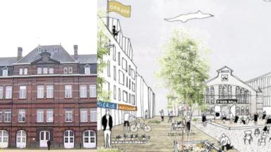 Ixelles : l'ancienne caserne de la gendarmerie bientôt transformée en quartier universitaire et international