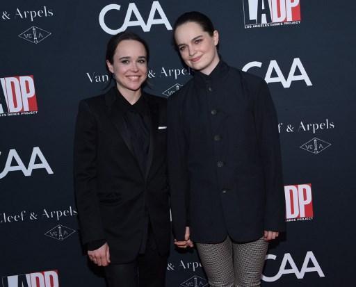 L'actrice Ellen Page s'est mariée en toute discrétion à Emma Portner