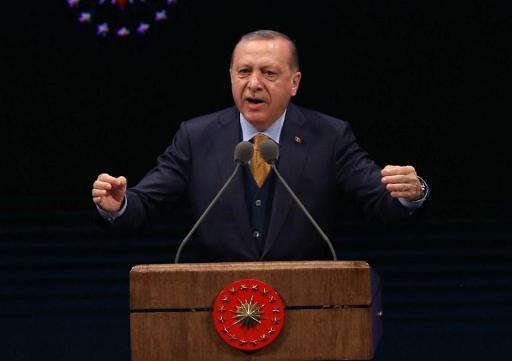 Nord syrien : Erdogan dénonce l'ingérence de Washington