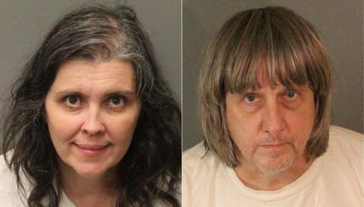 Des parents arrêtés pour avoir enchaîné leur treize enfants — Californie