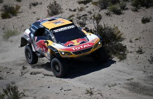 Le vainqueur de la 7e étape du Dakar pense abandonner