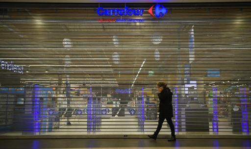L'hypermarché de Belle-Ile va fermer — Carrefour