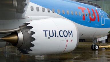 TUI fly met en service le dernier-né de la famille Boeing