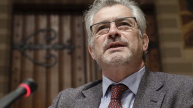 """Pour le bourgmestre de Schaerbeek, Bernard Clerfayt (DéFi), la gratuité des transports en commun est """"une fausse bonne idée"""""""