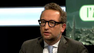 """Boris Dilliès: """"On a perdu des sièges mais on reste la première force à Uccle"""""""