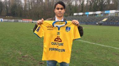 Le médian colombien Carlos Uhia, 18 ans, rejoint l'Union Saint-Gilloise