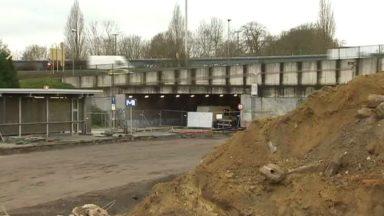 Anderlecht : le chantier du parking de dissuasion du Ceria est lancé, près de 1500 places prévues