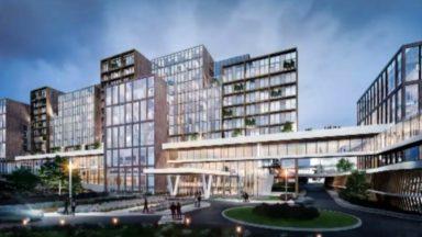Les Cliniques Saint-Luc s'agrandiront d'ici 2025 : voici le futur look de l'hôpital universitaire