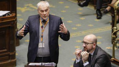 """Le Premier ministre est devenu """"la marionnette"""" de la N-VA, selon Eric Van Rompuy"""