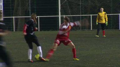 Immersion dans le football féminin : à la rencontre des Green Giants d'Ixelles