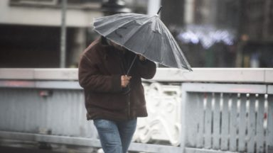 Météo : un week-end très pluvieux