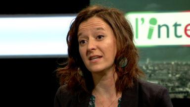 """Mathilde El Bakri (PTB) sur Carrefour : """"Ce n'est pas aux travailleurs de payer la facture!"""""""