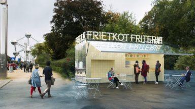 """""""Une frite dans le ventre"""" : voici le visage des futurs fritkots de Bruxelles"""