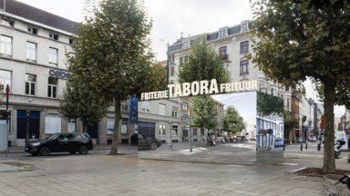 Les travaux de réaménagement de la porte d'Anvers débuteront en janvier 2021