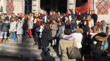Schaerbeek : les négociations reprennent après un arrêt de travail dans les écoles