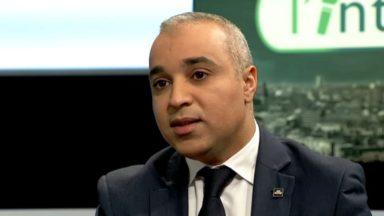 Evere: Ridouane Chahid deviendra bourgmestre faisant fonction dès fin janvier