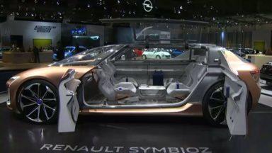 Salon de l'Auto : voici la voiture du futur
